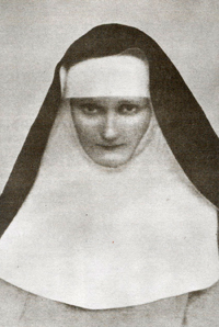 Sister Mary of the Holy Trinity